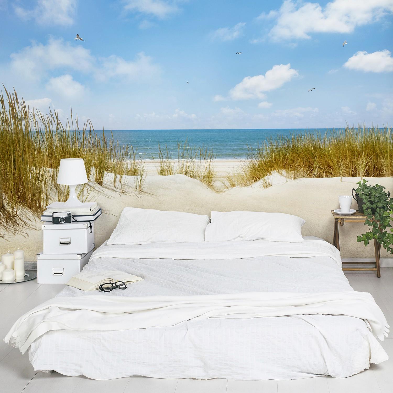 Vliestapete Strand an der Nordsee, Bilderwelten