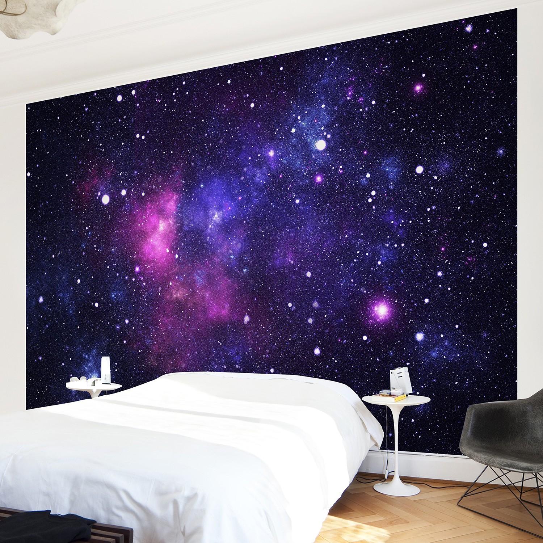 Vliestapete Galaxie, Bilderwelten