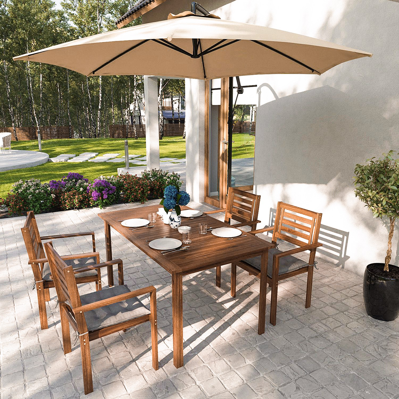 home24 Gartentisch Mimo I