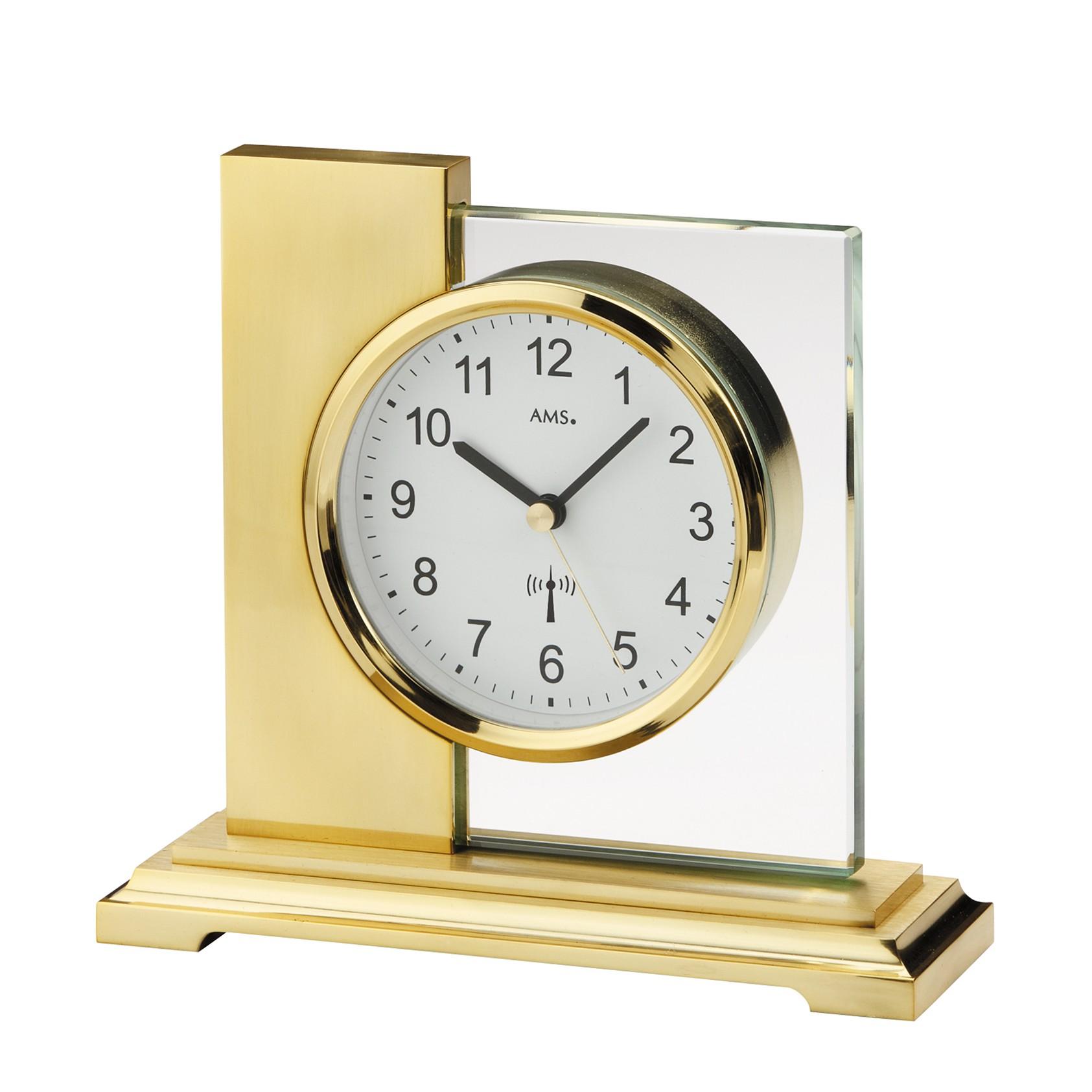 home24 Tischuhr Ponte Nova | Dekoration > Uhren > Standuhren | Ams