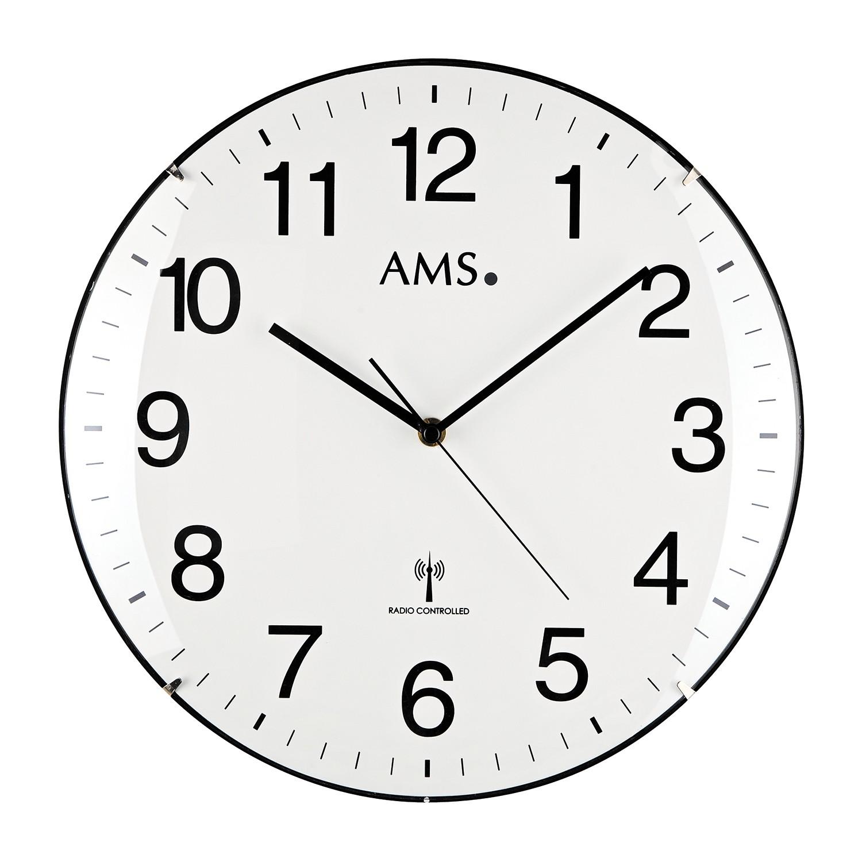 home24 Wanduhr Stege | Dekoration > Uhren > Wanduhren | Ams