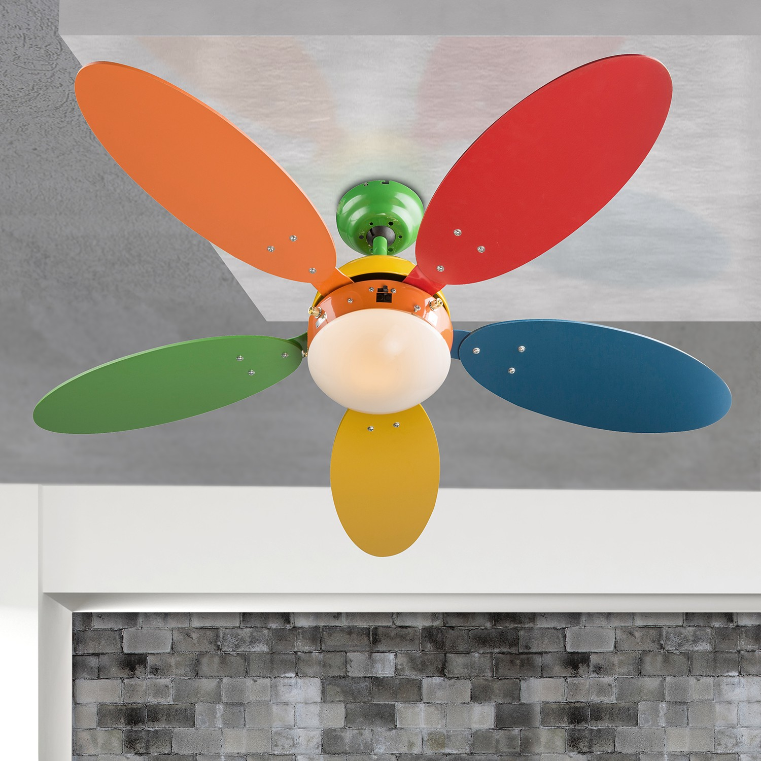Deckenventilator Wade, Globo Lighting