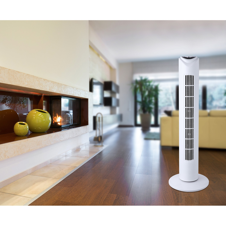 Ventilator Tower I, Globo Lighting