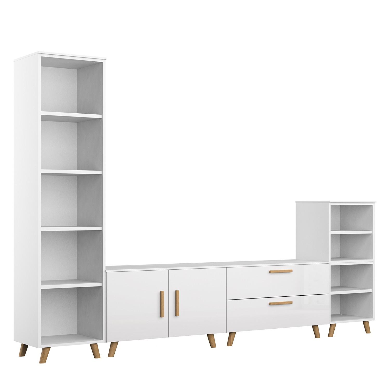 Ensemble meubles TV Shuffle Skandi