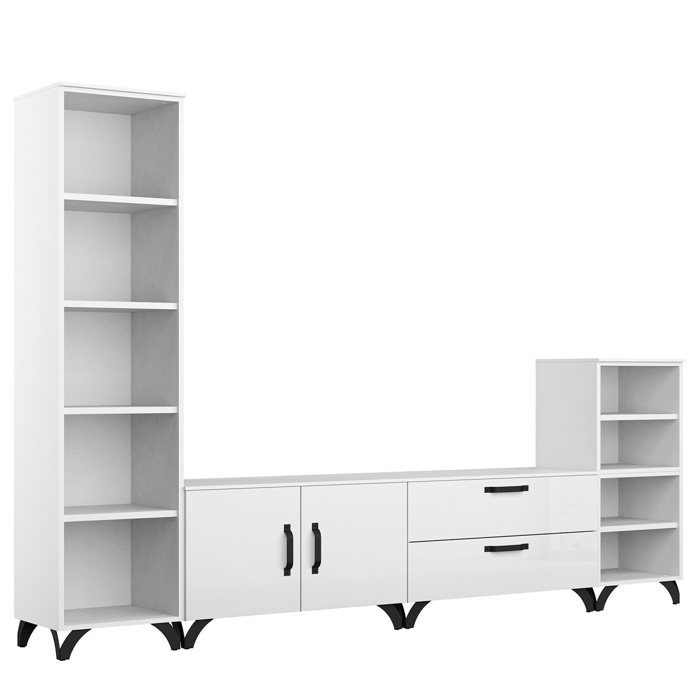 Ensemble meubles TV Shuffle Industry