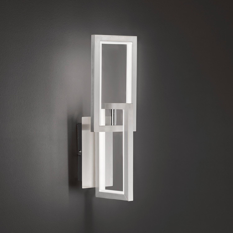 home24 LED-Wandleuchte Muriel