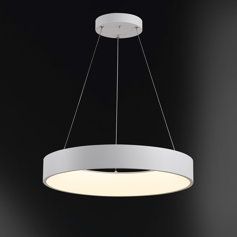 home24 LED-Pendelleuchte Cameron I