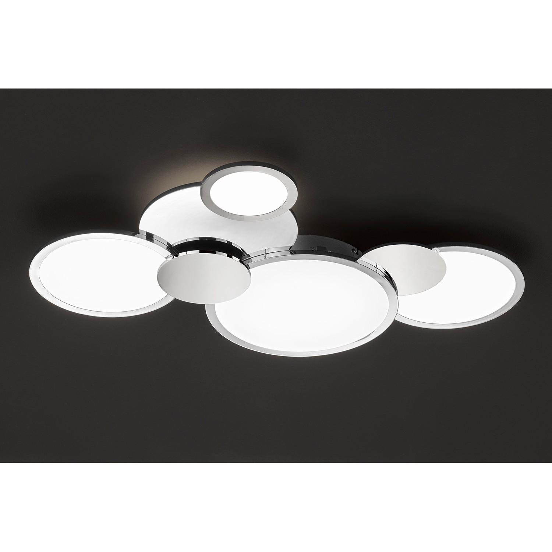 home24 LED-Deckenleuchte Linos III