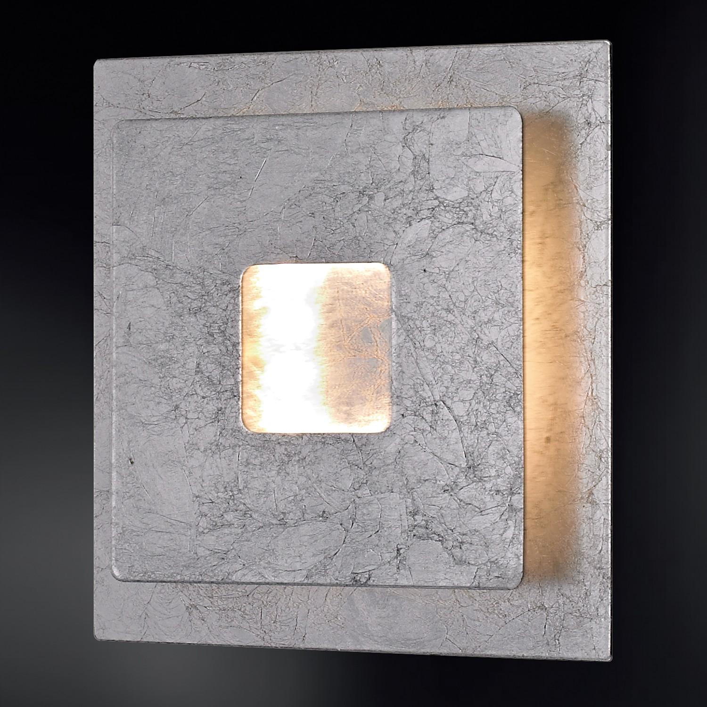 home24 LED-Wandleuchte Ennis