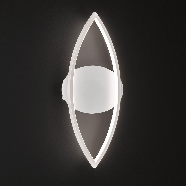 home24 LED-Wandleuchte Selma II