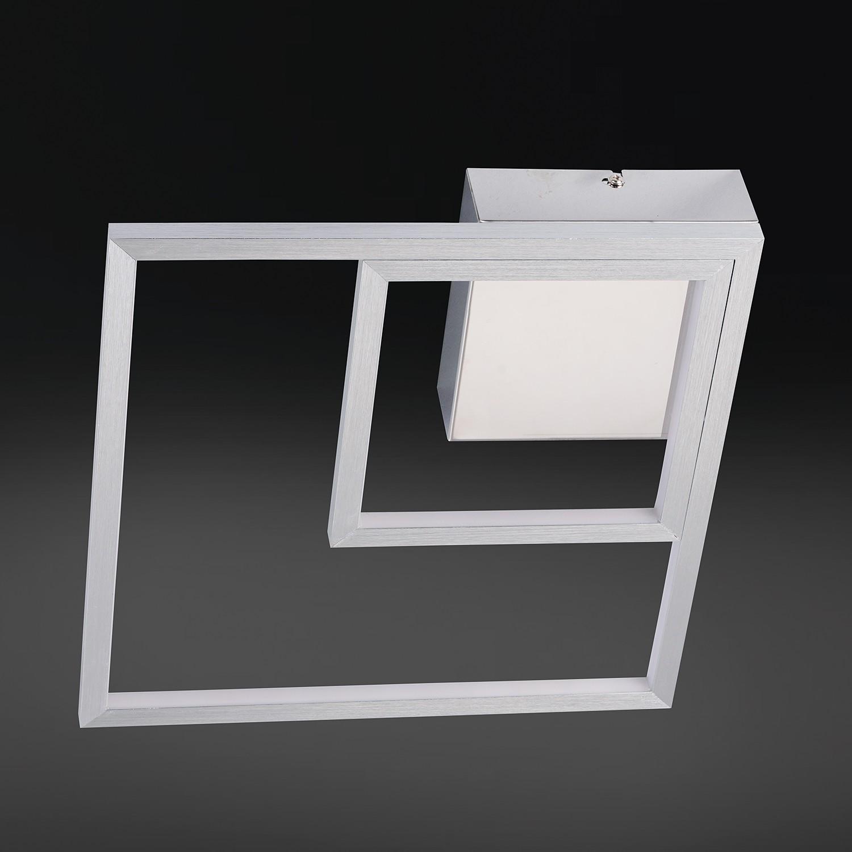 home24 LED-Deckenleuchte Manas I