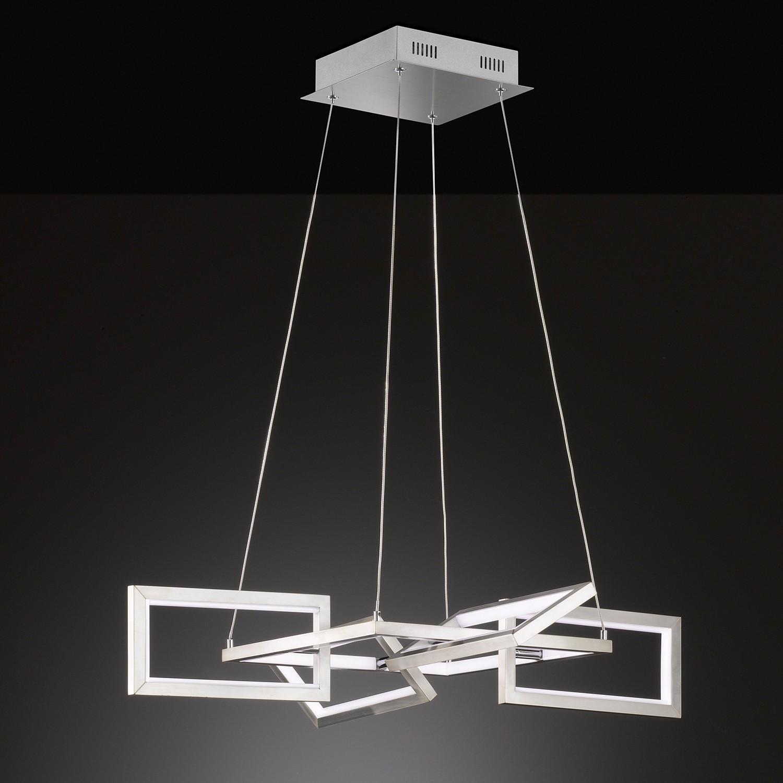 home24 LED-Pendelleuchte Muriel II