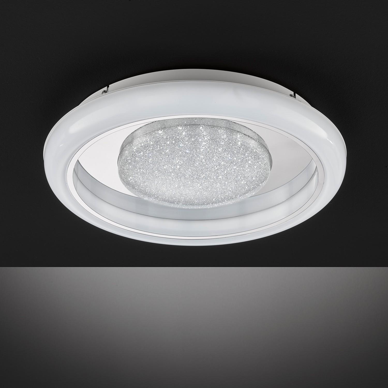 home24 LED-Deckenleuchte Rhena I