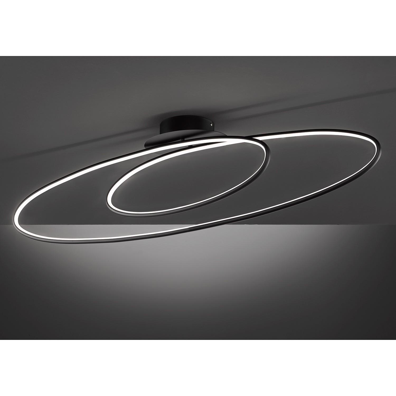 home24 LED-Deckenleuchte Fork