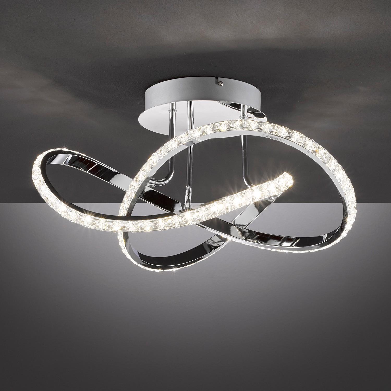 home24 LED-Deckenleuchte Abro