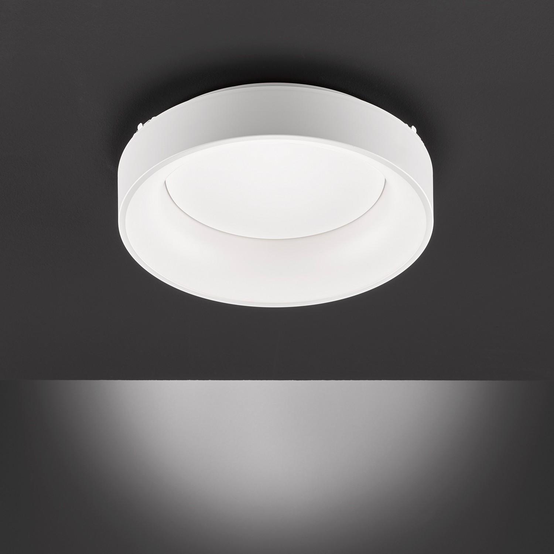 home24 LED-Deckenleuchte Shay I