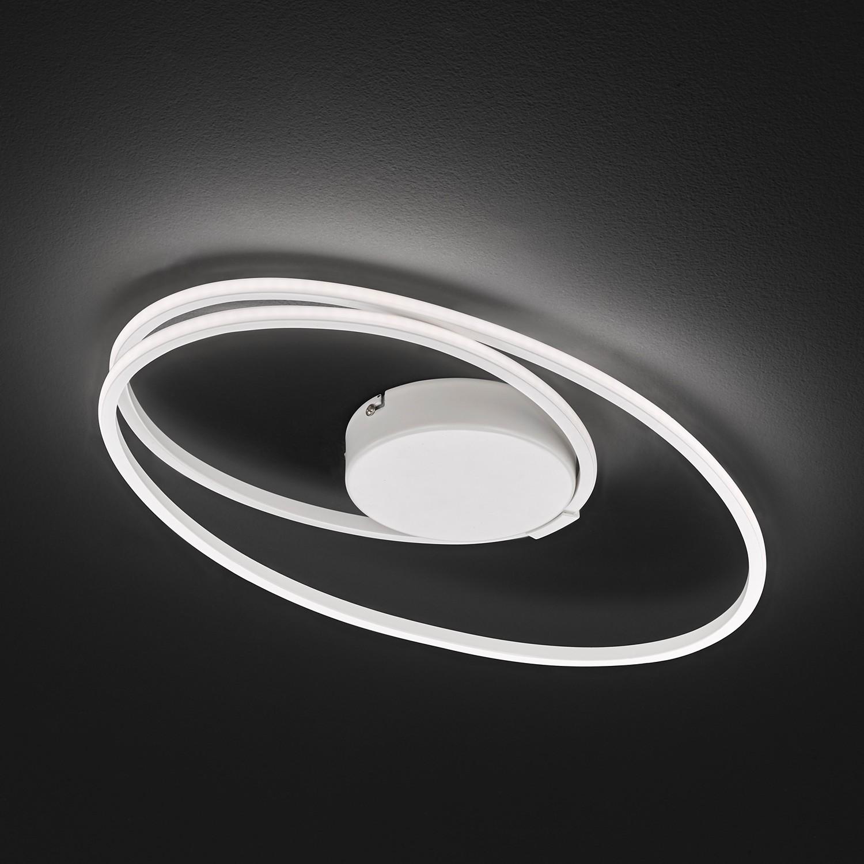 home24 LED-Deckenleuchte Nia