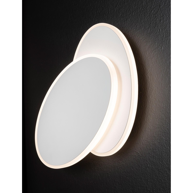 home24 LED-Wandleuchte Meghan