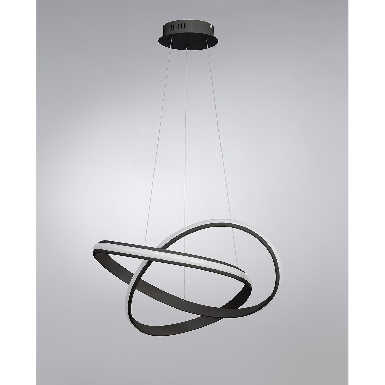 home24 LED-Pendelleuchte Salo II