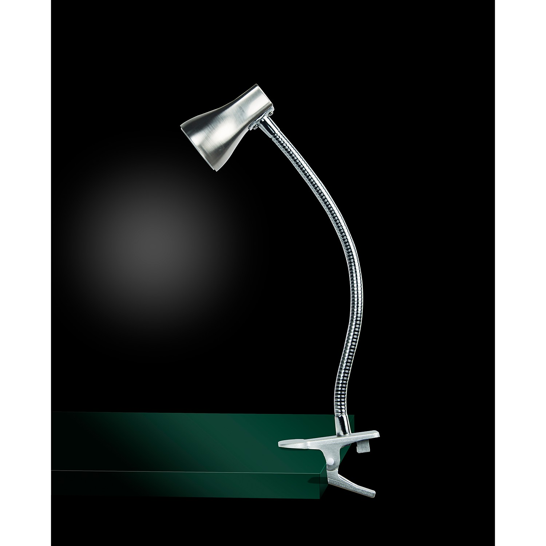 home24 LED-Tischleuchte Brent III