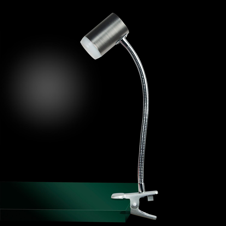 home24 LED-Tischleuchte Brent II