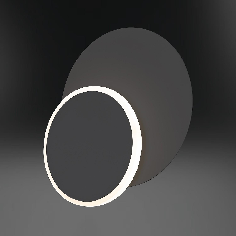 home24 LED-Wandleuchte Sutter IV