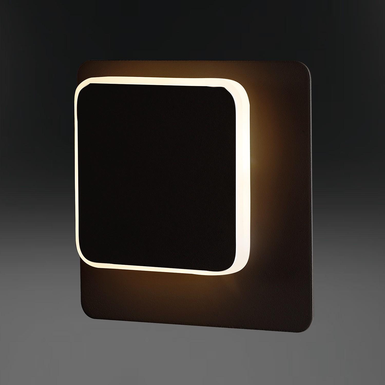home24 LED-Wandleuchte Sutter III