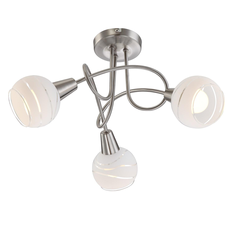 home24 LED-Deckenleuchte Elliott II