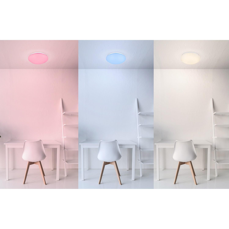 home24 LED-Deckenleuchte Atreju