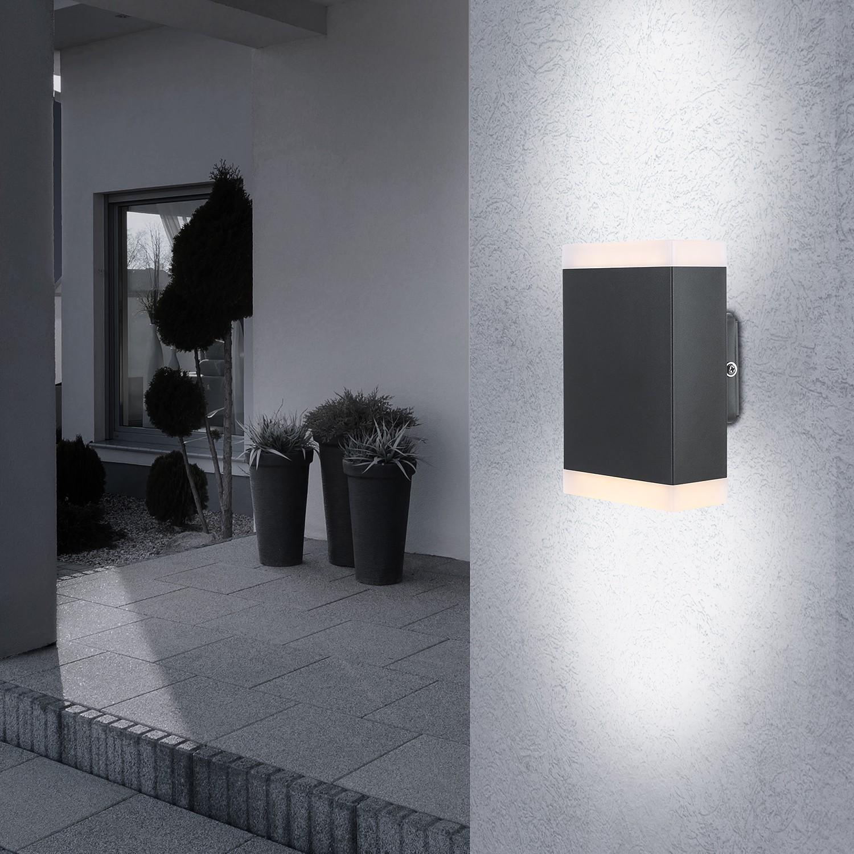 home24 LED-Wandleuchte Oskari I