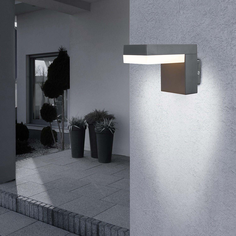 home24 LED-Wandleuchte Oskari II