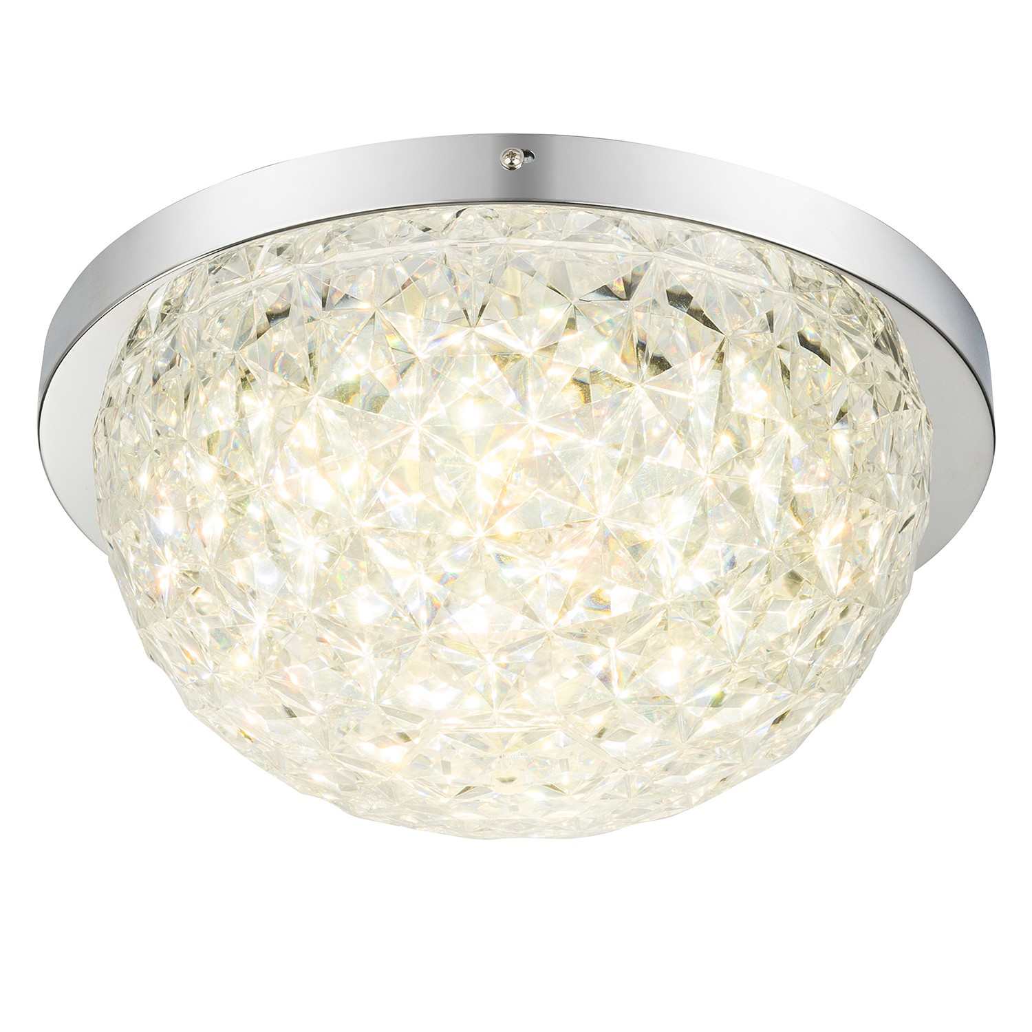 LED-Deckenleuchte Vayon I, Globo Lighting