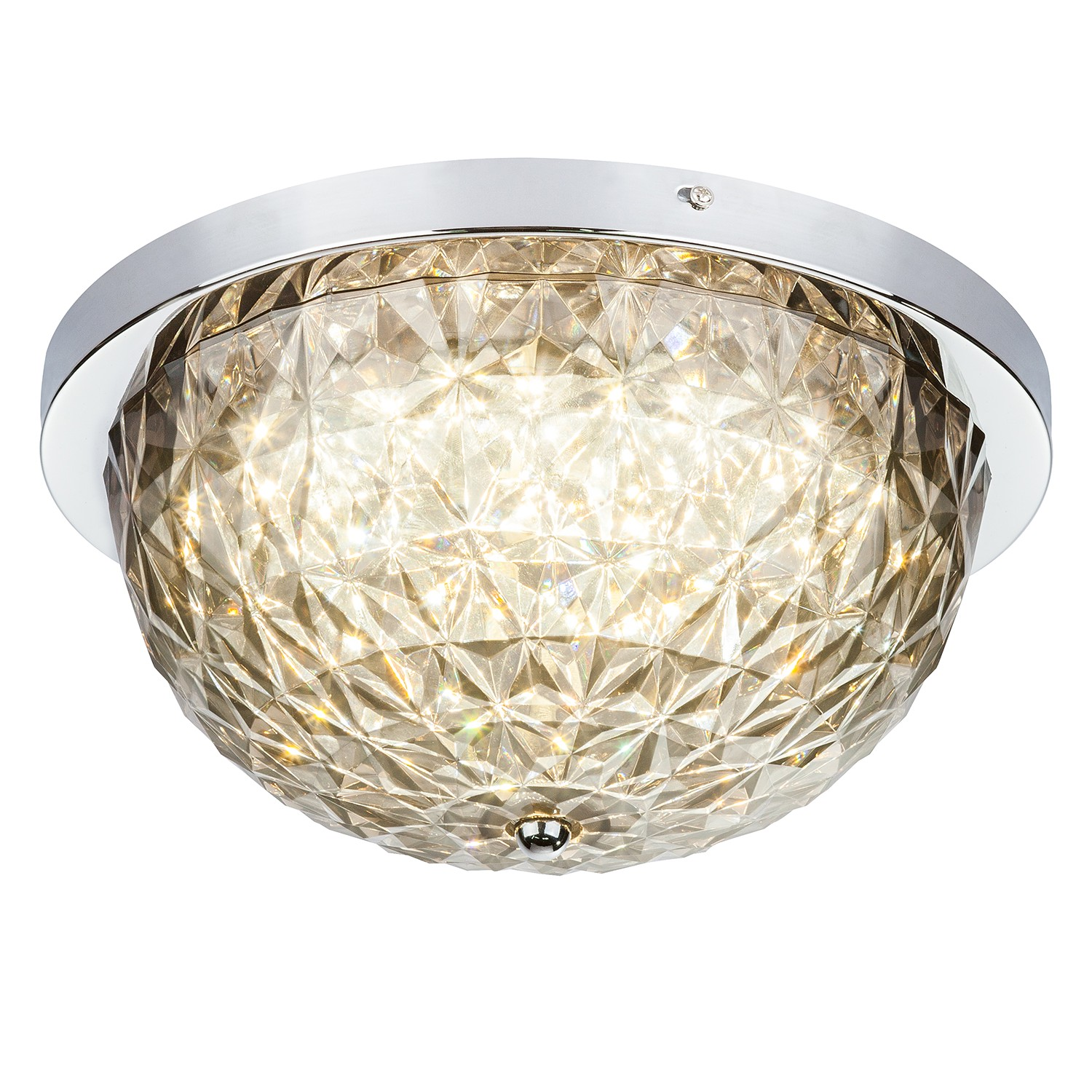LED-Deckenleuchte Vayon II, Globo Lighting
