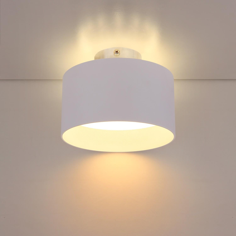 home24 LED-Deckenleuchte Jenny