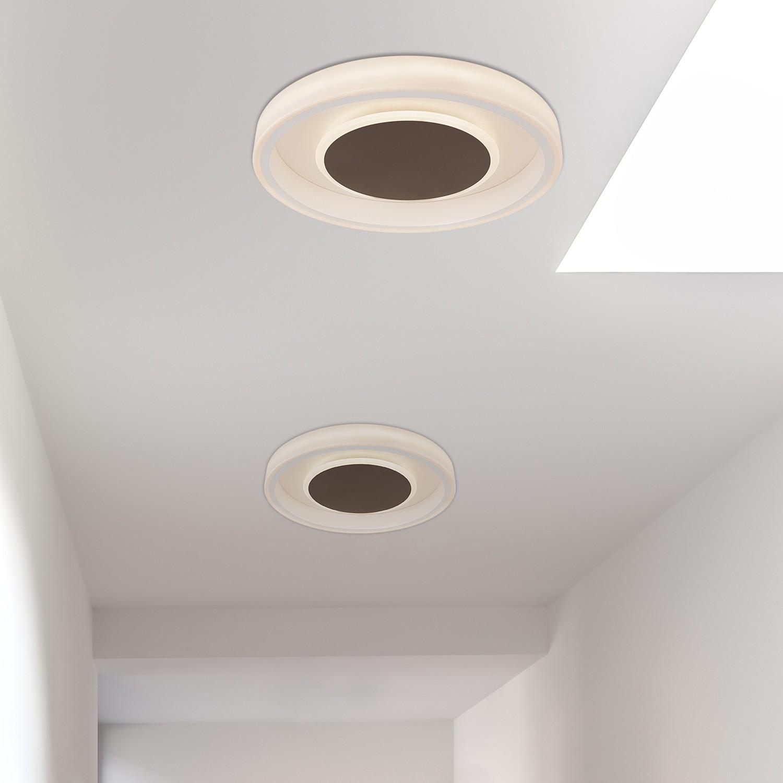home24 LED-Deckenleuchte Goffi II