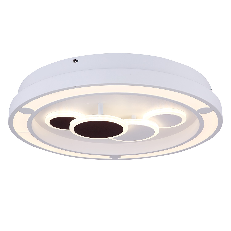 home24 LED-Deckenleuchte Kolli