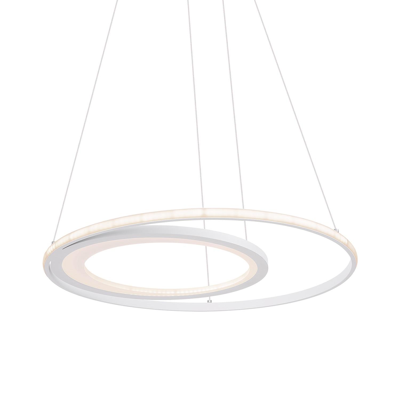 home24 LED-Pendelleuchte Fenna