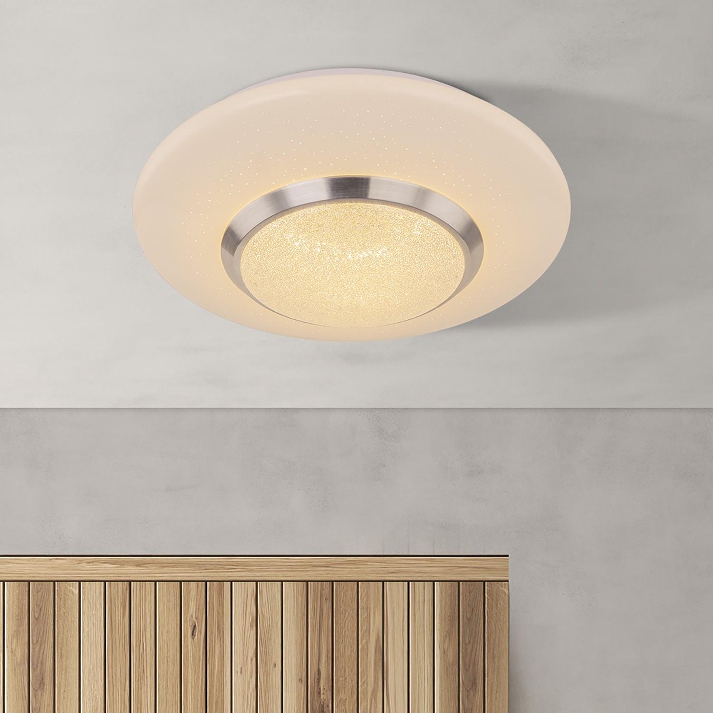 home24 LED-Deckenleuchte Candida I