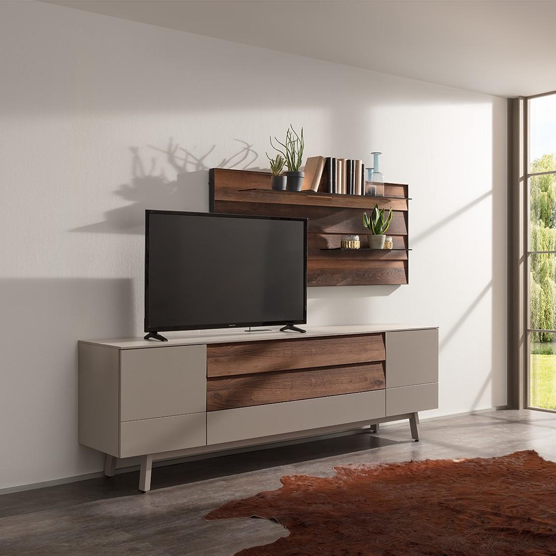 Home24 Tv-wandmeubel Anzio I (4-delig), home24