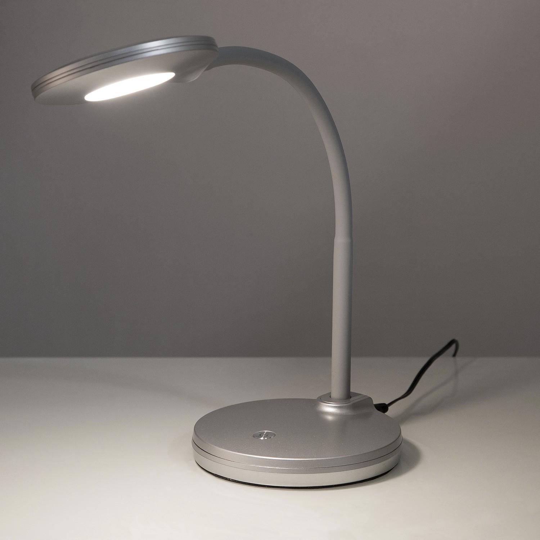 home24 LED-Tischleuchte Carmen