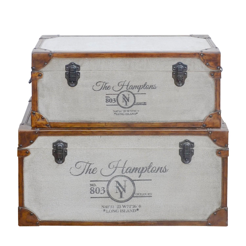 Kisten Hampton (2-delig)