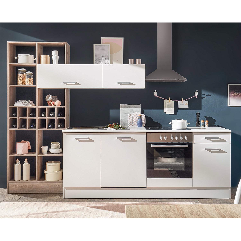 home24 Küchenzeile Casais (8-teilig) | Küche und Esszimmer > Küchen > Küchenzeilen