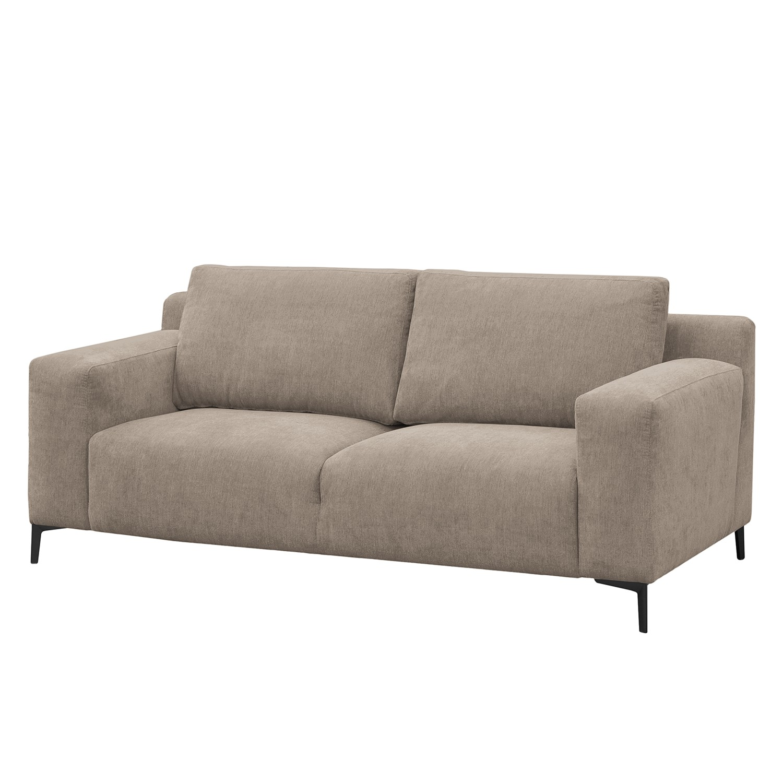 Fredriks Sofa Lontras 2-Sitzer Kaschmir Microfaser 194x86x92 cm