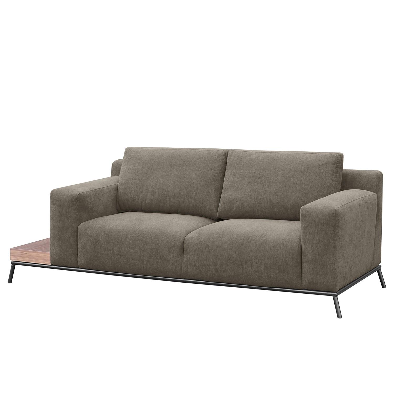 Fredriks Sofa Londrina 2-Sitzer Latte Macchiato Microfaser 226x86x92 cm