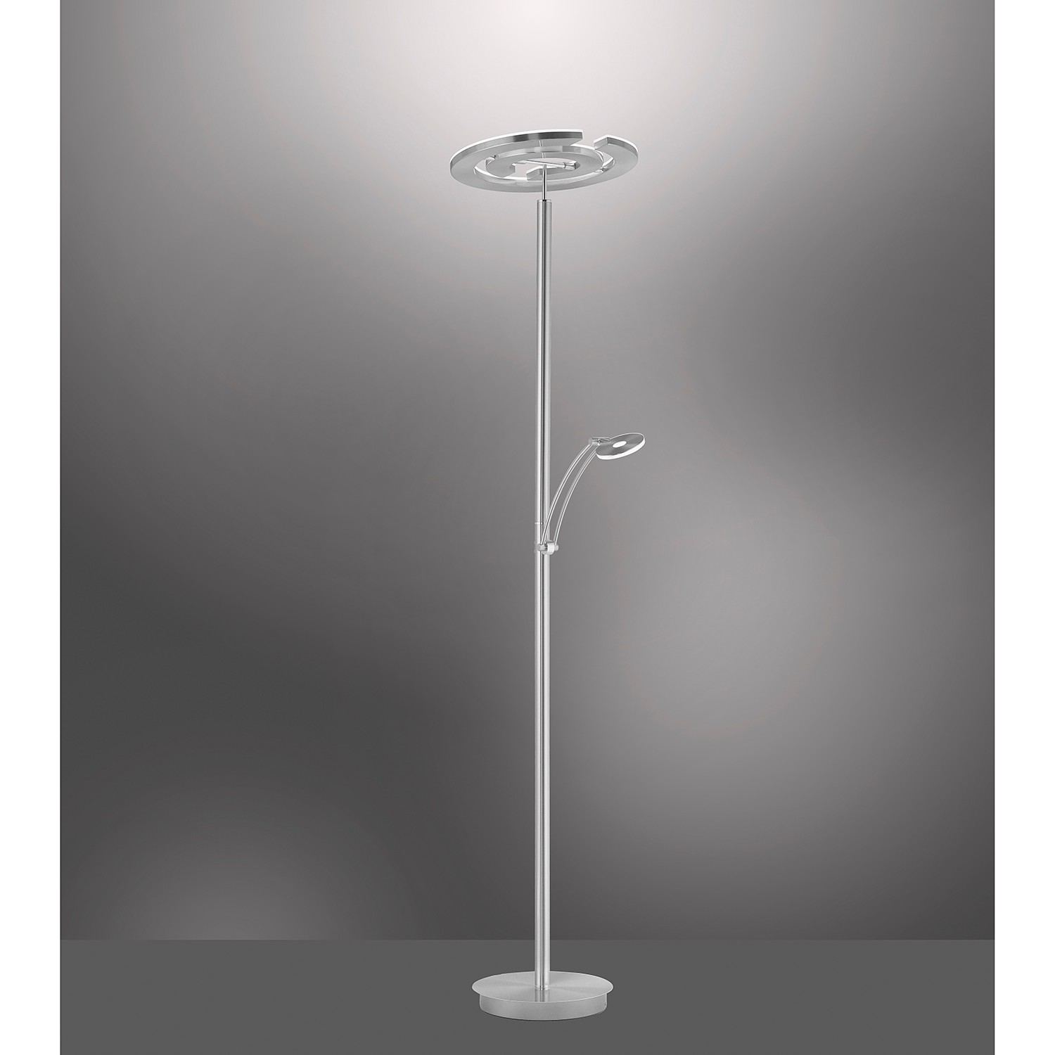 home24 LED-Stehleuchte Martin II