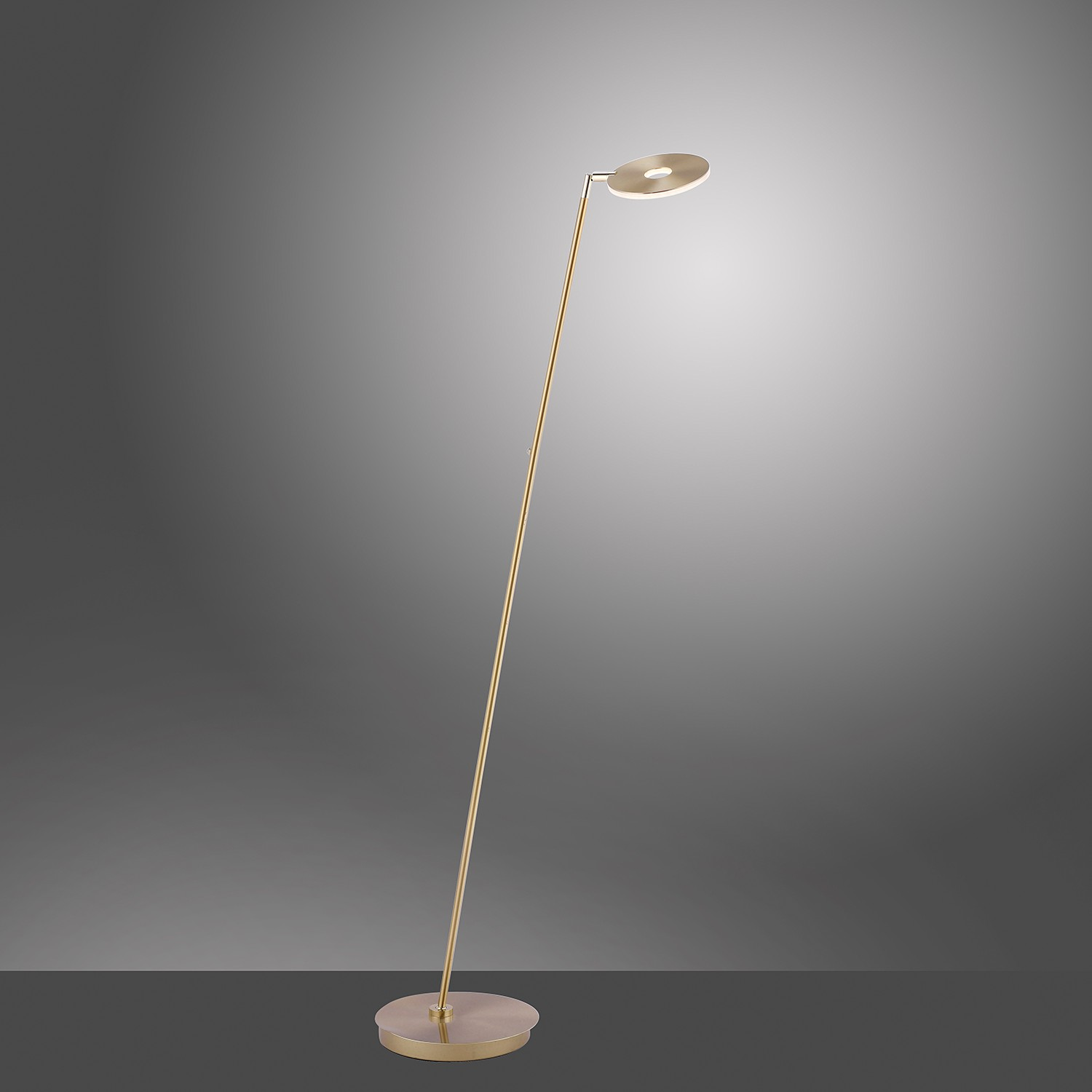 home24 LED-Stehleuchte Martin