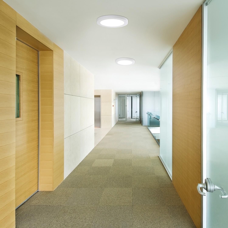 home24 LED-Deckenleuchte Bonus