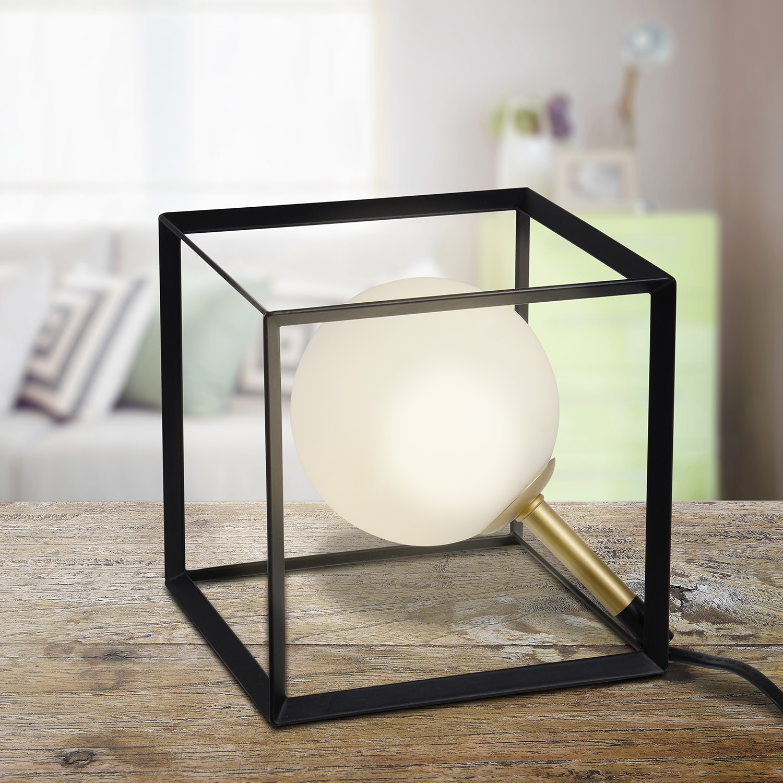 home24 LED-Tischleuchte Cadre