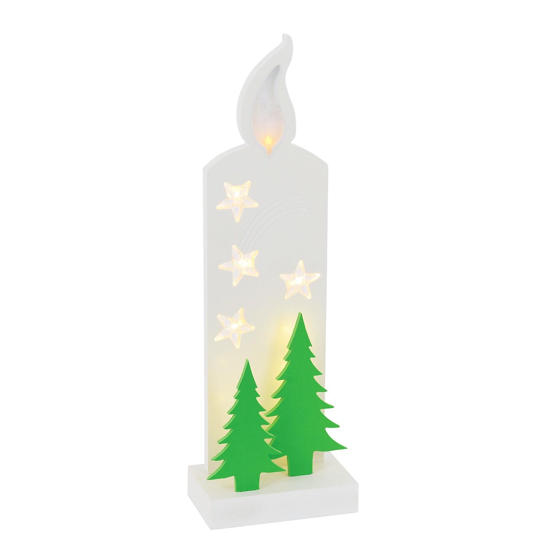 home24 LED-Tischleuchte Kerze