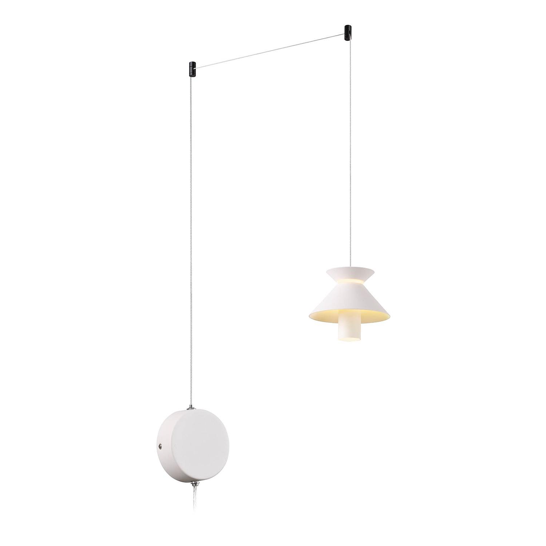 home24 LED-Pendelleuchte Parachute I